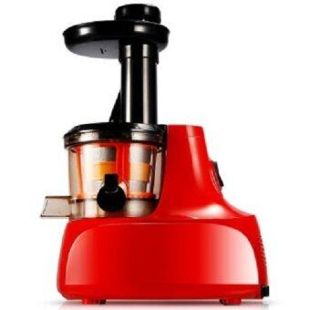 Harga Slow Juicer Breville Machine Blender Mixer Grinder Handheld Bottle(Red)