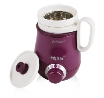 Harga Seed 400ml Multifunctional Electric Kettle Heating Health Cup Split Type Electric Cup Health Pot SD-917