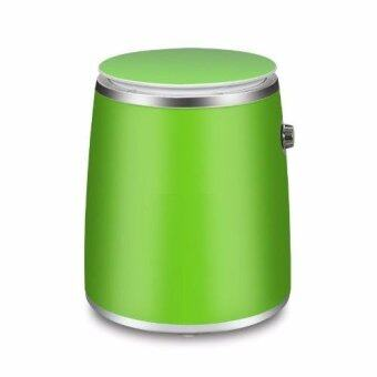 Harga Mini Washing Machine-Green