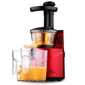 Harga Healthy Living KQ-8 Slow Juicer 100% Fresh Juice Extractor