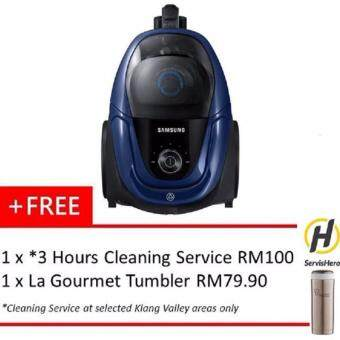 Harga [PRE-ORDER] Samsung Anti-tangle Canister with Cyclone Force Vacuum Cleaner VC3100M