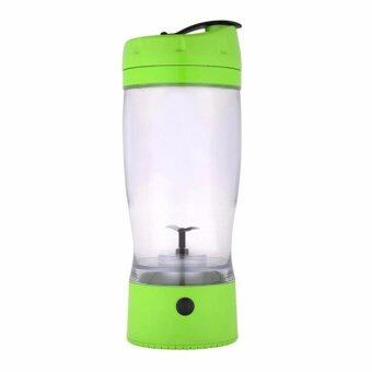 Harga Automatic Electric Juice and Cocktail Mixer Cup Bottle Shaker Blender