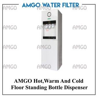 Harga AMGO 21F Hot,Warm And Cold Floor Standing Water Dispenser Bottle Type