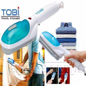 Harga TOBI Travel Handheld Steamer Iron Clothes On The Go