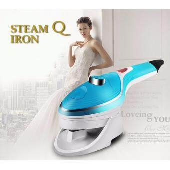 Harga Bliss Portable Steam Iron (Purple)