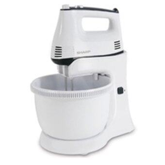 Harga Sharp Electric Stand Mixer EMS60WH