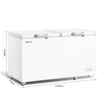 Harga Hesstar Chest Freezer 810L HCF-85TM (White)