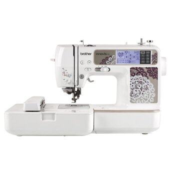 Harga Brother NV955 Embroidery (White)