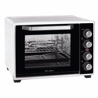 Harga ELBA EEOF4320WH Electric Oven 43L 5 Heat Selection