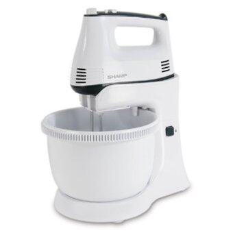 Harga Sharp EMS60WH Electric Stand Mixer