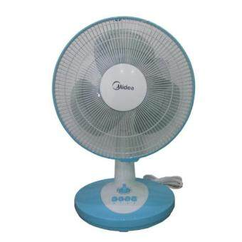 "Harga MIDEA 12"" TABLE FAN MF12FT15A (TIMER)"