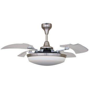 Harga Alpha Sunflower Ceiling Fan Stainless Steel Colour