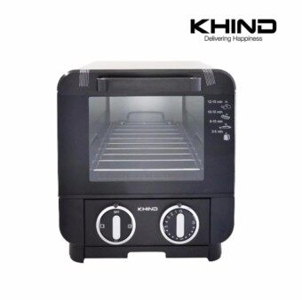 KHIND Bread Toaster Oven OT08SS