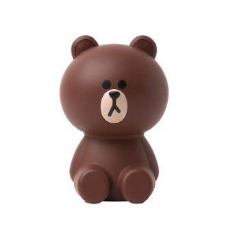 LINE FRIENDS AIR CLEANER MINI_BROWN