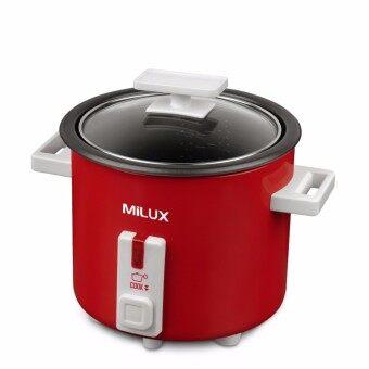 Milux 0.3L Mini Rice Cooker MRC703