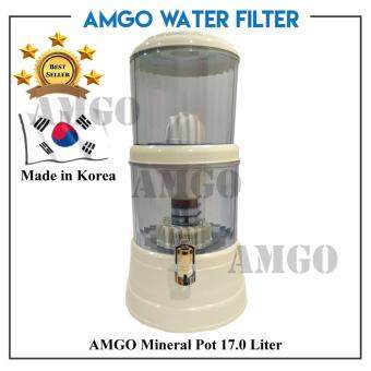 Mineral Pot 17L (Made In Korea) Water Dispensers Container Capacity 17L