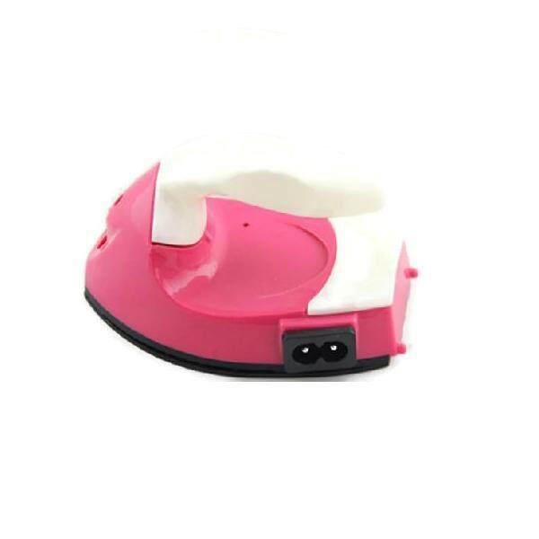 Mini Iron or Travel Iron (Pink)
