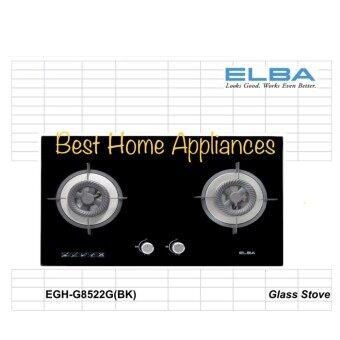 ELBA EGH-G8522G(BK) Built-In Glass Hob [NEW MODEL]