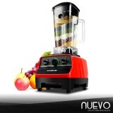 Nuevo RBM-767A 2200W 2L Multi-Function Commercial Blender (Red)