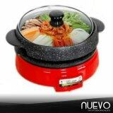 Nuevo TC-N8200G Korea Style Double Layer Multi-Functional Electric Hot Pot