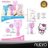 Nuevo USB Charging Mini Fan(Hello Kitty)(Purple)