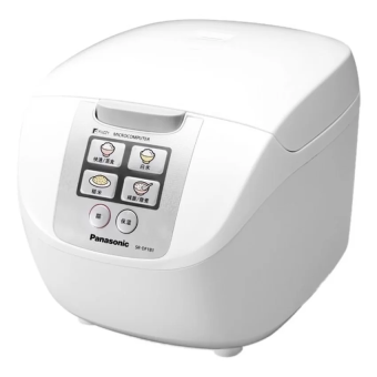 Harga Panasonic SR-DF181 Jar Rice Cooker Microcomputer 1.8L (Silver)
