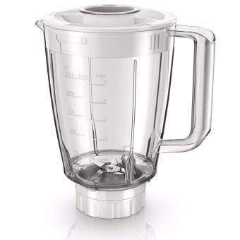 """Philips Blender Jar HR2905 (Fits for HR2100, HR2104, HR2108, HR2113, HR2114, HR3448)"""
