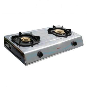 Harga Rinnai RI-522M Table Top Double Ring Burner Cooker