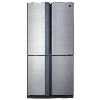 Sharp Double French Four Door Refrigerator 750L SJF95VMSS