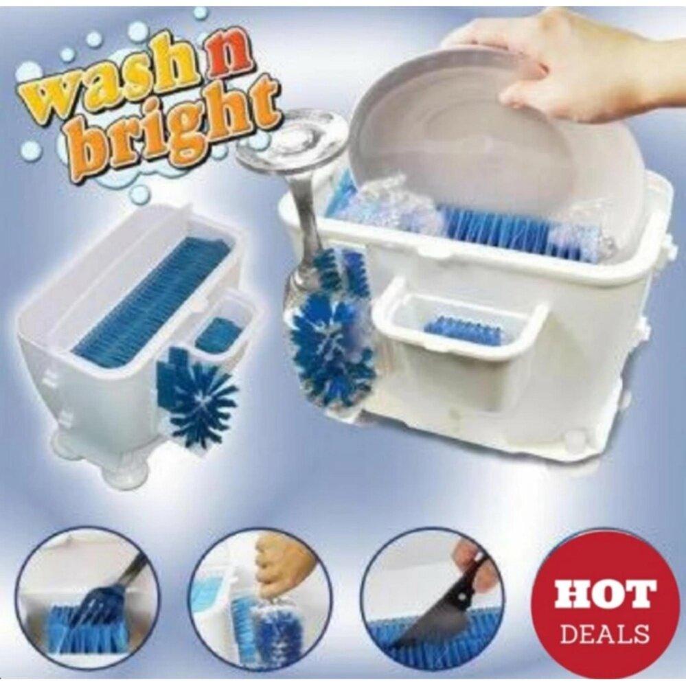 Wash N Bright Auto Wash dish washer