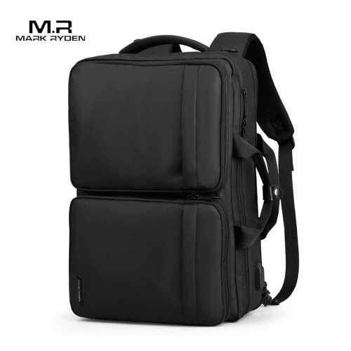 MARK RYDEN Multi-function Men Outdoor Travel Computer Backpack USB Charger Large Capacity Waterproof (Standard)