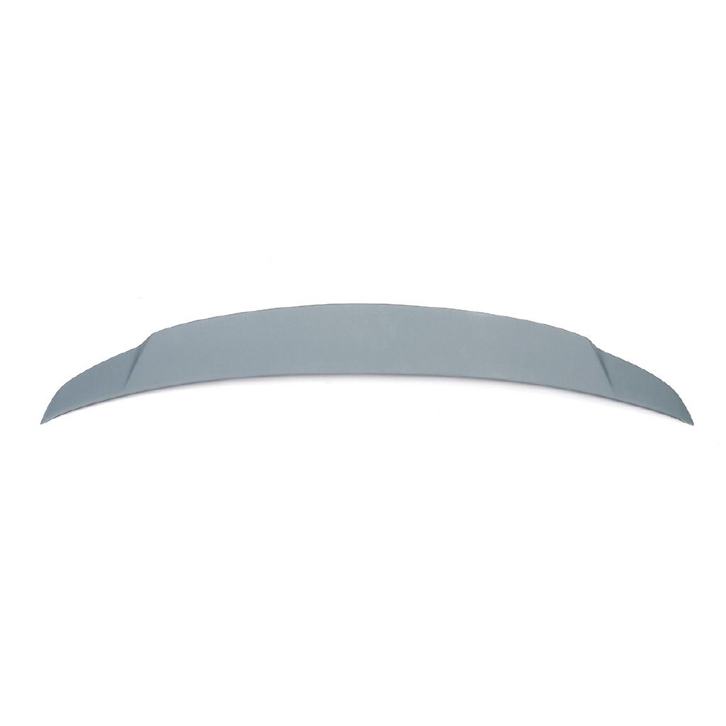 Automotive Tools & Equipment - Rear HighKick Trunk Spoiler Unpainted Grey For 2009-2013 Infiniti G37 G25 Sedan - Car Replacement Parts