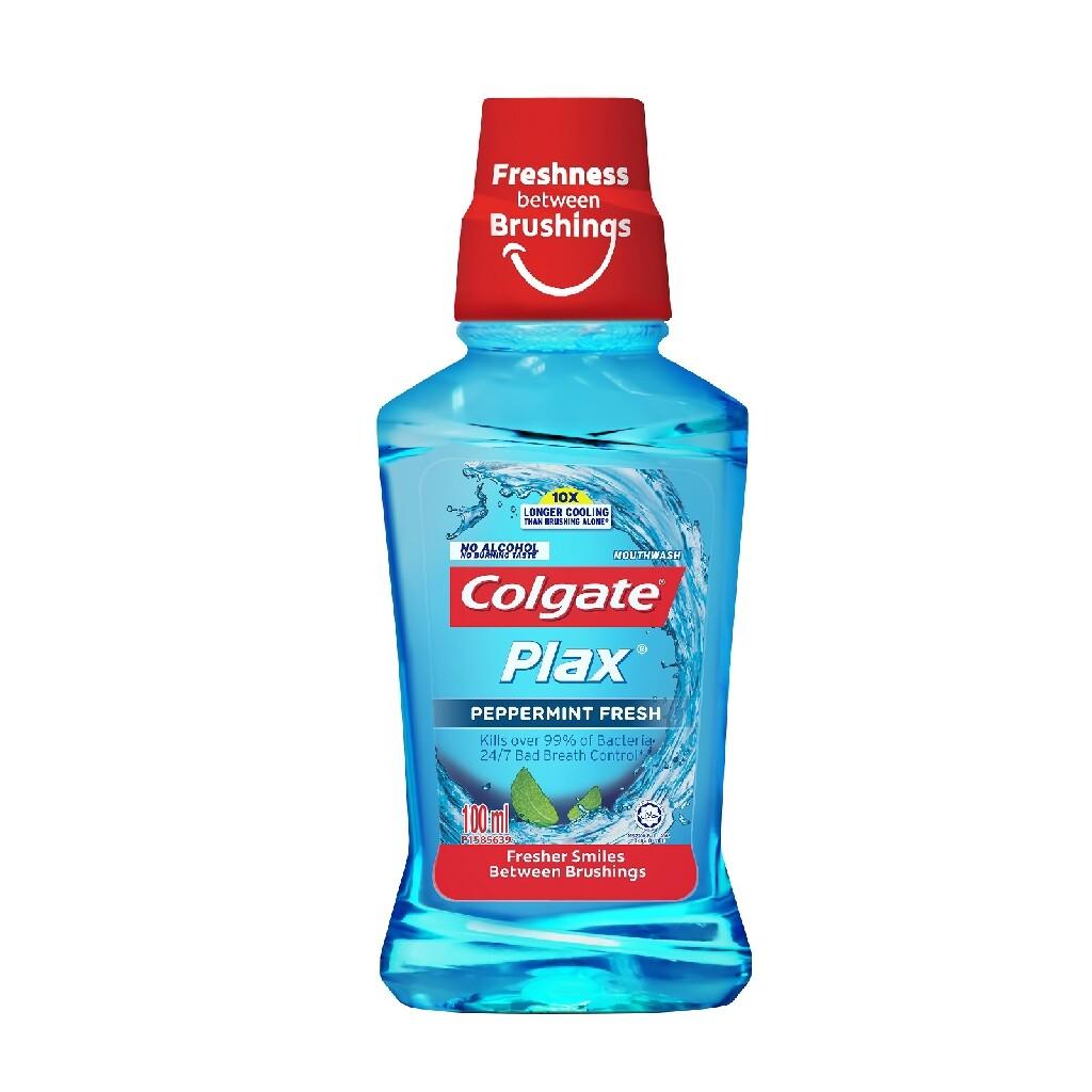 Colgate Plax Peppermint Fresh 100ml