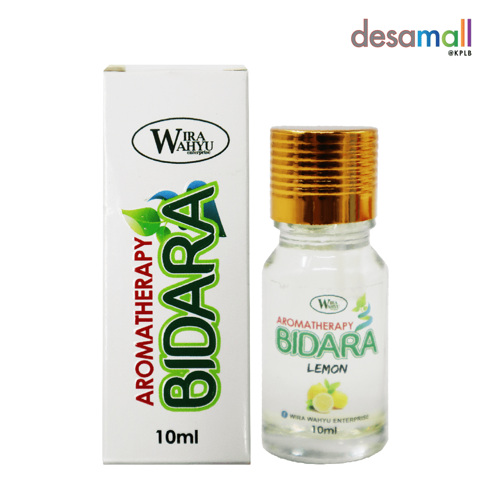 WIRAWAHYU Aroma Therapy Bidara Lemon (10ml)