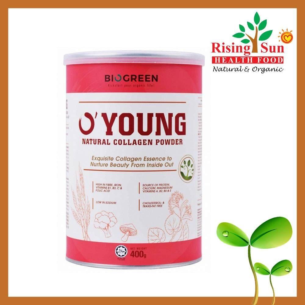 BIOGREEN O\'YOUNG Natural Collagen Powder 400G