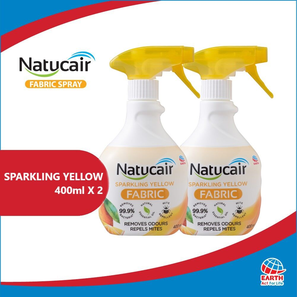 Natucair Fabric Spray Assorted Variants [Bundle of 2]EHB000001f