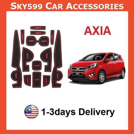 AXIA 2014-2019 Interior Slot Mat Storage Tank Mat