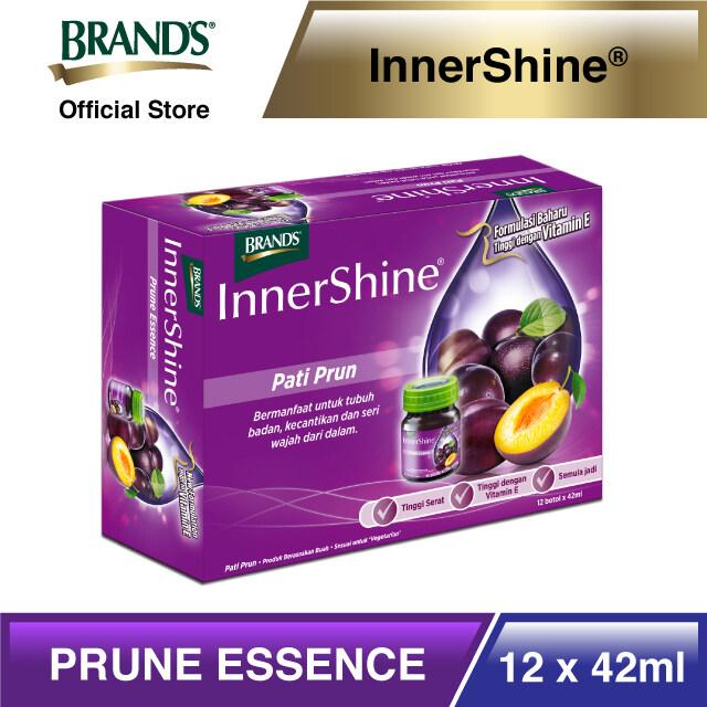 BRAND'S® InnerShine Prune Essence Single Pack (12's) - 12 bottles x 42ml