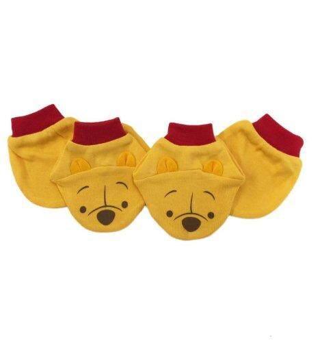 Disney Baby Cute Mitten & Booties Set