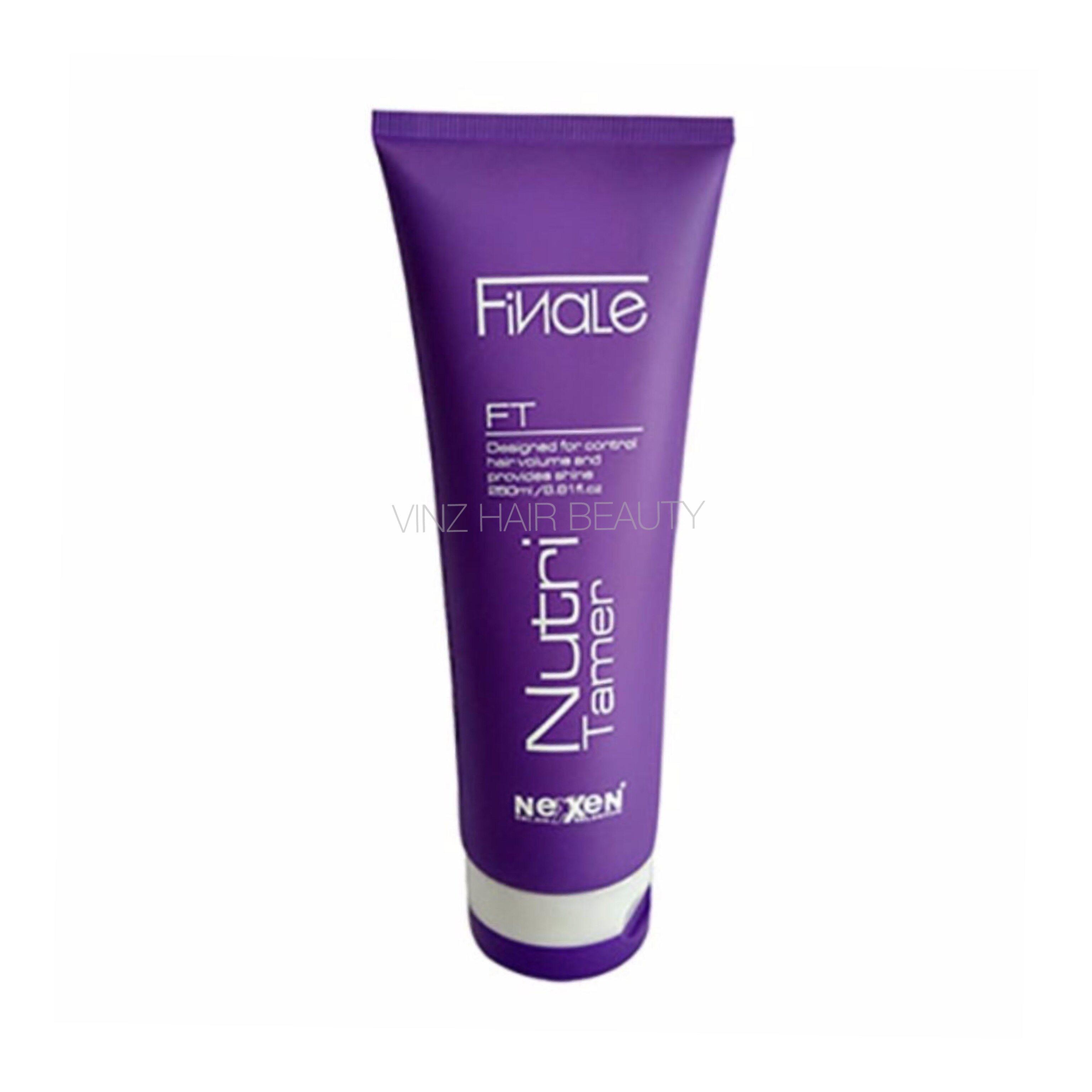 Nexxen Finale FT Nutri Tamer Straightening Cream 250ml