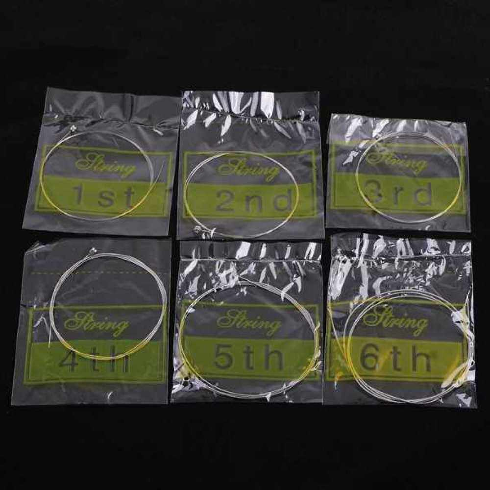 6Pcs 150 150XL / .009in Electric Guitar Strings Set for Fender