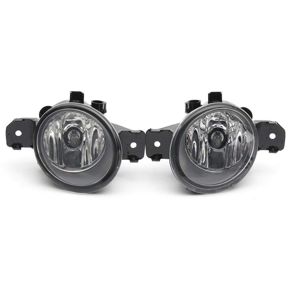 Car Lights - A Pair Fog Lights Lamp RH LH For Nissan AltiMaxiRogue Sentra Clear - Replacement Parts