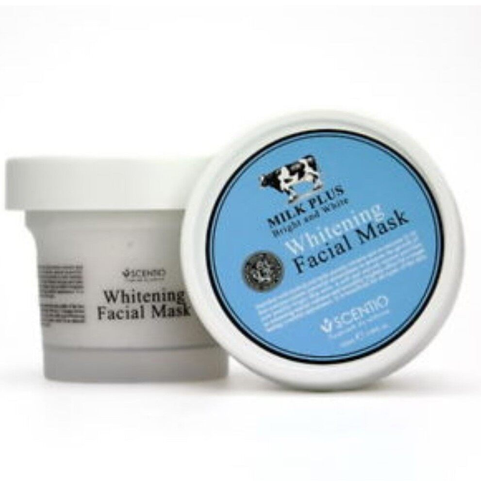 Beauty Buffet Scentio Milk Plus Whitening Q10 Facial Mask 100ml