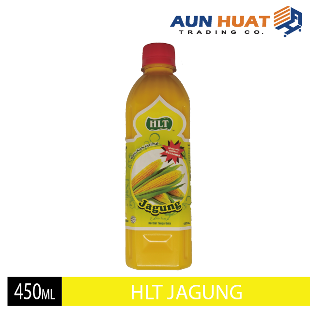 HLT JAGUNG 450 ML