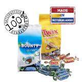 Bounty Twix Miniatures 220g X 2 (Made in Netherlands)