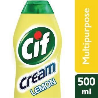 Cif Cleaning Cream Lemon 500 ml