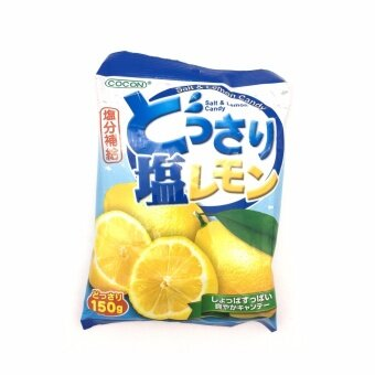 Harga Cocon Salt & Lemon Candy 150g