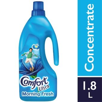Comfort Concentrate Fabric Softener Morning Fresh 1.8 L
