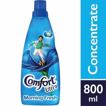 Comfort Concentrate Fabric Softener Morning Fresh 800 ml