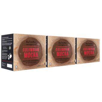 Harga [FREE SHIPPING] Chek Hup Microground Colombian Mocha 28g x 6s (Bundle of 3)